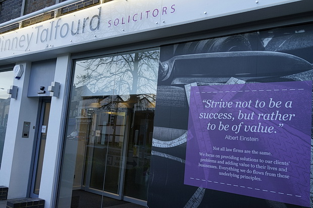 Photos of Brentwood Essex: closed shops, hand written bus notices and a fine pub, April 2016