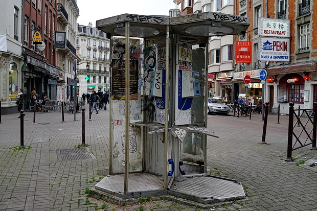 Photos of Lille, France: architecture, street scenes, empty chairs and graffiti, May 2017