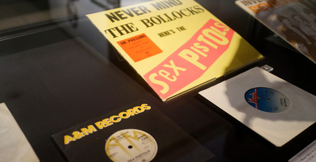 Punk 1976-78: Sex Pistols and the rise of punk rock documented at the British Library, May 2016