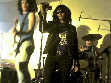 Ramones tribute band