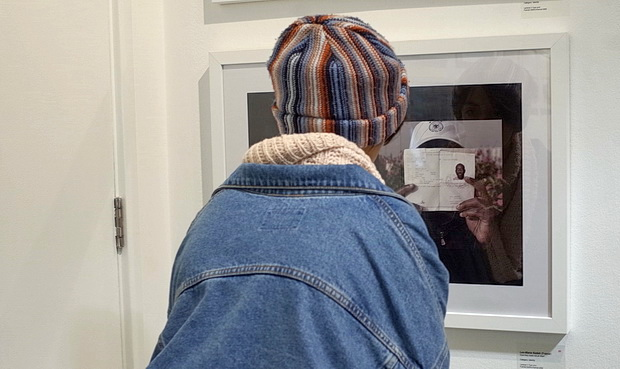 Renaissance Photography Prize 2017 at the Getty Gallery, London, October 2017