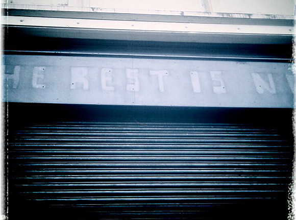Rest Is Noise, Brixton closes - pub becomes a shop