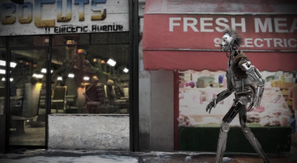 Robots of Brixton: the full version is released [full video here]