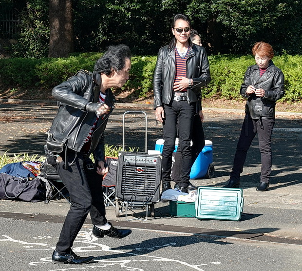 In photos: The wonderful rock and roll dancers in Yoyogi Park, Tokyo, Japan