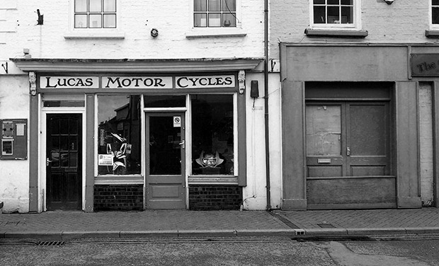 Photos of the market town of Ross on Wye, Herefordshire, England, August 2013 border=
