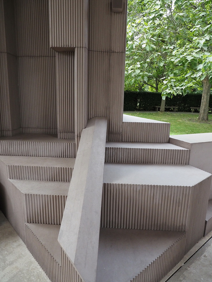 In photos: the Serpentine Pavilion 2021 in Hyde Park, London