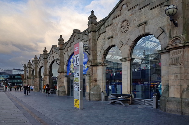 In photos: a look around Sheffield in late autumn, November 2016