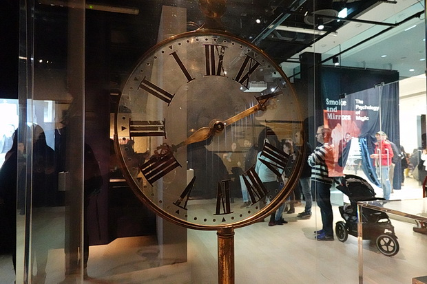 Smoke and Mirrors: The Psychology of Magic at the Wellcome Collection, London