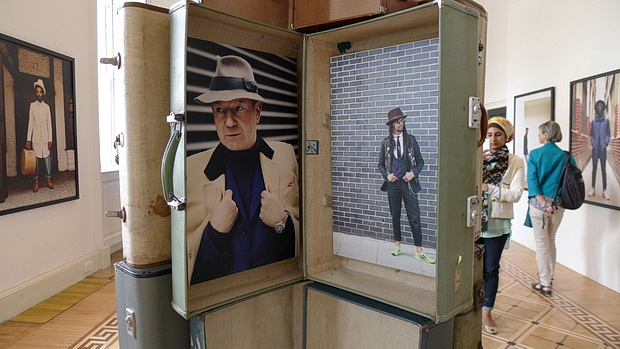 A trip to Somerset House and the Return of the Rudeboy Exhibition, Strand, London, August 2014