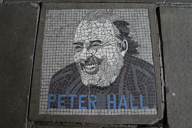 Art in dingy places: The joy of the Southbank floor mosaics