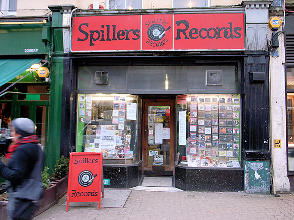 Spillers Records, Cardiff moves to the Morgan Arcade