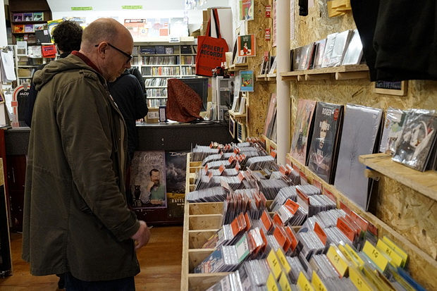Spillers Records, Cardiff - the oldest record shop in the world, Wales
