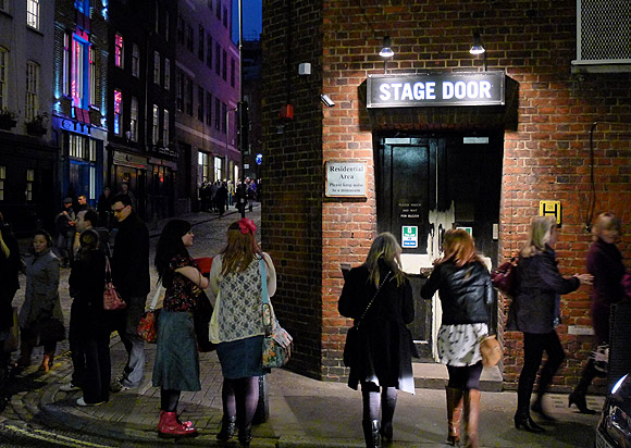 Stage doors sweets and the old Marquee club London & Stage doors sweets and the old Marquee club London | urban75 blog