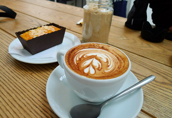 Store Street Espresso serves up a delicious Bloomsbury brew