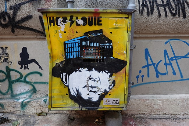 In photos: Street art and anarchist graffiti of Exarchia, Athens, Greece