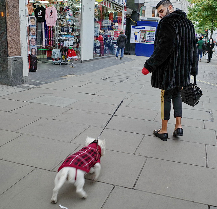 London street photography: thirty views from central London, Mayfair and Islington