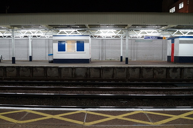 In photos: the modernist swagger of Surbiton station - an Art deco masterpiece for travellers