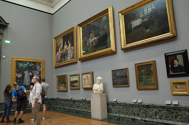 Phyllida Barlow and British Folk Art at the Tate Britain, Millbank, London