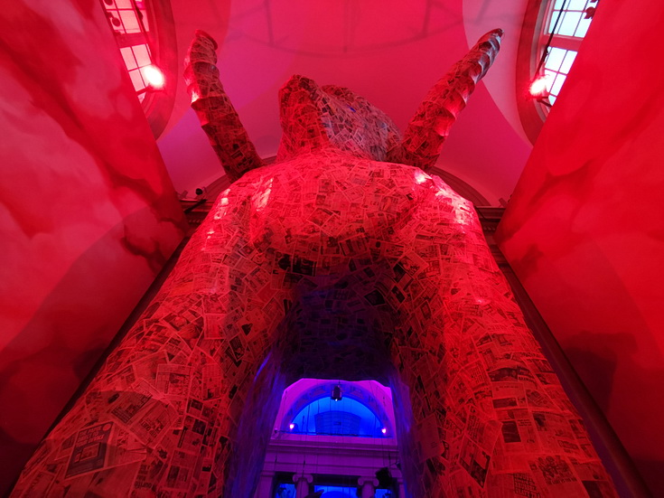 Art: step into the mind-blowing world of Rupture #1 at the Tate Britain