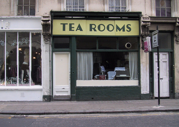 Old Tea Rooms, Museum Street, London WC2