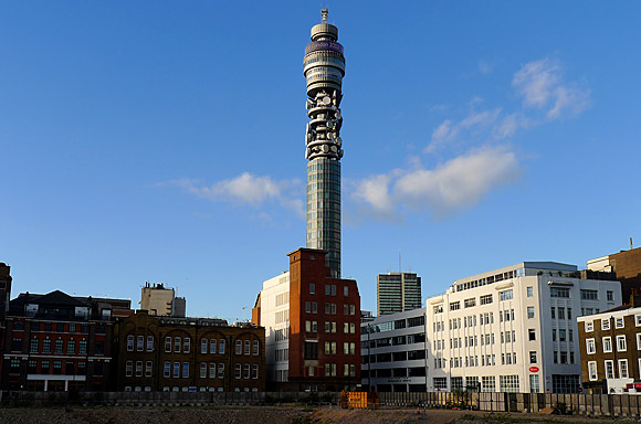 BT Telecom Tower restaurant plans abandoned