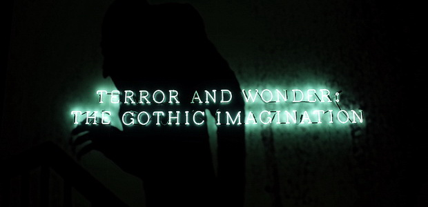 Terror and Wonder, the Gothic Imagination. Exhibition at the British Library, Kings Cross, London