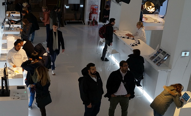 In photos: The Glass Room, a disruptive tech store with nothing for sale, London, November 2017