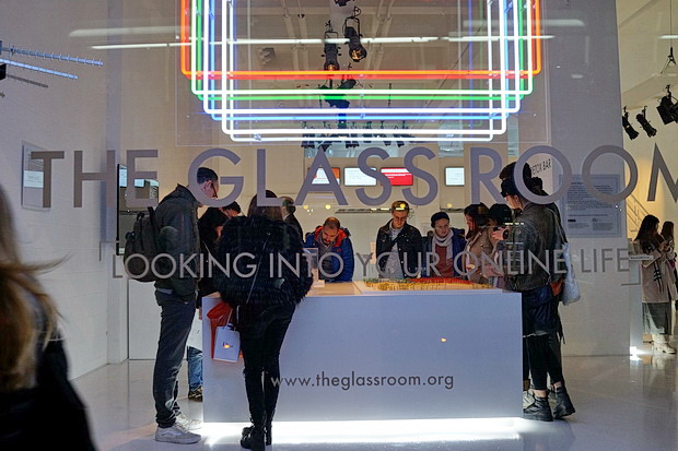 In photos: The Glass Room, a disruptive tech store with nothing for sale, LondonNovember 2017