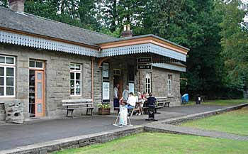 Tintern railway station