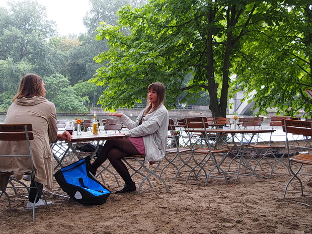 A walk through Treptower Park and the Island of Youth, Berlin, Germany