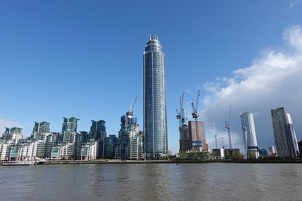 In photos: the sheer ugliness of the Vauxhall skyline, London