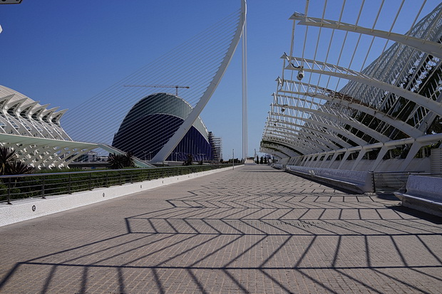 The incredible City of Arts and Sciences in Valencia, Spain - in photos