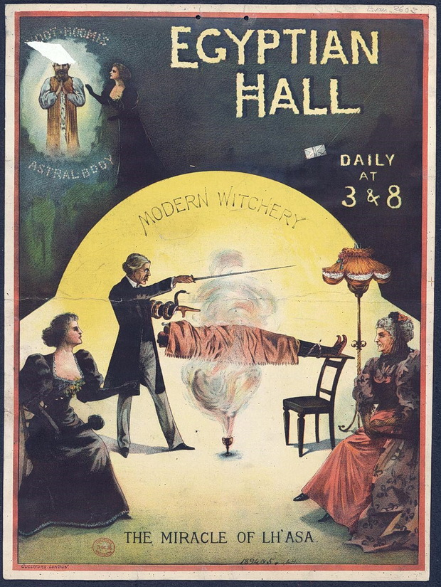 There Will be Fun: Victorian entertainments at the British Library, London, November 2016 - March 2017