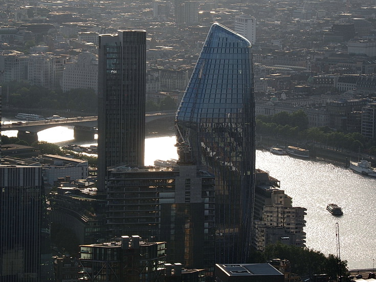 In photos: Views of London from the top of The Shard