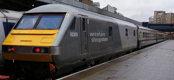 Wrexham & Shropshire railway company closes