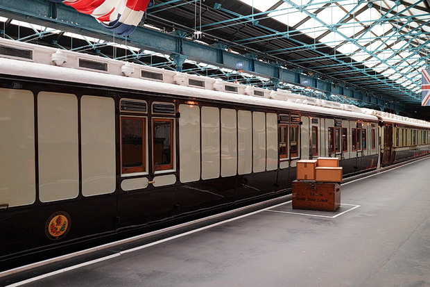 In photos: a look around the wonderful Railway Museum in York