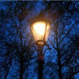 I love gas lamps: so here's one in Green Park, central London. See more London gas lamps here.