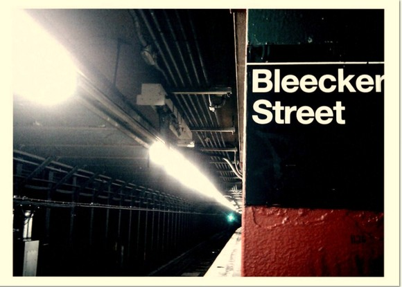 Bleeker Street subway