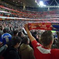 Cardiff fans aren't angels, but we certainly know how to party! Here's the view from the terraces after we were thumped 4-0 by Arsenal at the Emirates Stadium. As the […]