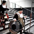 Seen by the Festival Hall on London's South Bank today. It has to be said that the authentic, tartan-tastic, sporran-flapping 'Hoots Mon! ' Scottish illusion was slightly shattered when the...