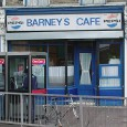 Seen here in 2003 where it was facing closure, Barney's cafe has been serving Loughborough Junction for years.