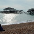 By 2003,  storm damage and two arson attacks had all but destroyed the entire structure of the West Pier. Although there is an active campaign to create an 'appropriate successor...
