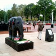 From May until July 2010, no less than 257 brightly painted elephants have been placed around the streets and squares of London to help raise money and awareness for endangered...