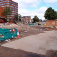 Despite a long-running campaign of opposition from local traders, work has started on a new ice rink in Brixton, located on the site of the old Pope's Road car park.