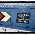 Three photos for you from my wander around Brixton today. The first is of the Guyanese roti caravan on Brixton Station Road, which has proved a hit on the urban75 […]