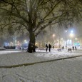 After an evening snowfall covered Brixton, I braved the elements and went for a walk around to capture some photos.