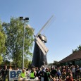 A huge crowd turned out yesterday for the official reopening of the Brixton Windmill, which first opened in 1817. Here's some photos from the procession up Brixton Hill and the party in...