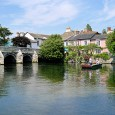 This Dorset town of some 45,000 souls is as pretty as a picture, with some beautiful architecture, a lovely harbour and a fantastic beach a short walk away.