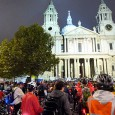 October's Critical Mass bike ride around the capital took in both of the current Occupy London sites at St Paul's and Finsbury Square. Here's a few photos of the ride, […]