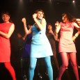 All girl go-go queens, The Actionettes, sent a hugely enthusiastic crowd wild last night at London's finest gay bar, Duckie. The club is at the Royal Vauxhall Tavern, south London,...